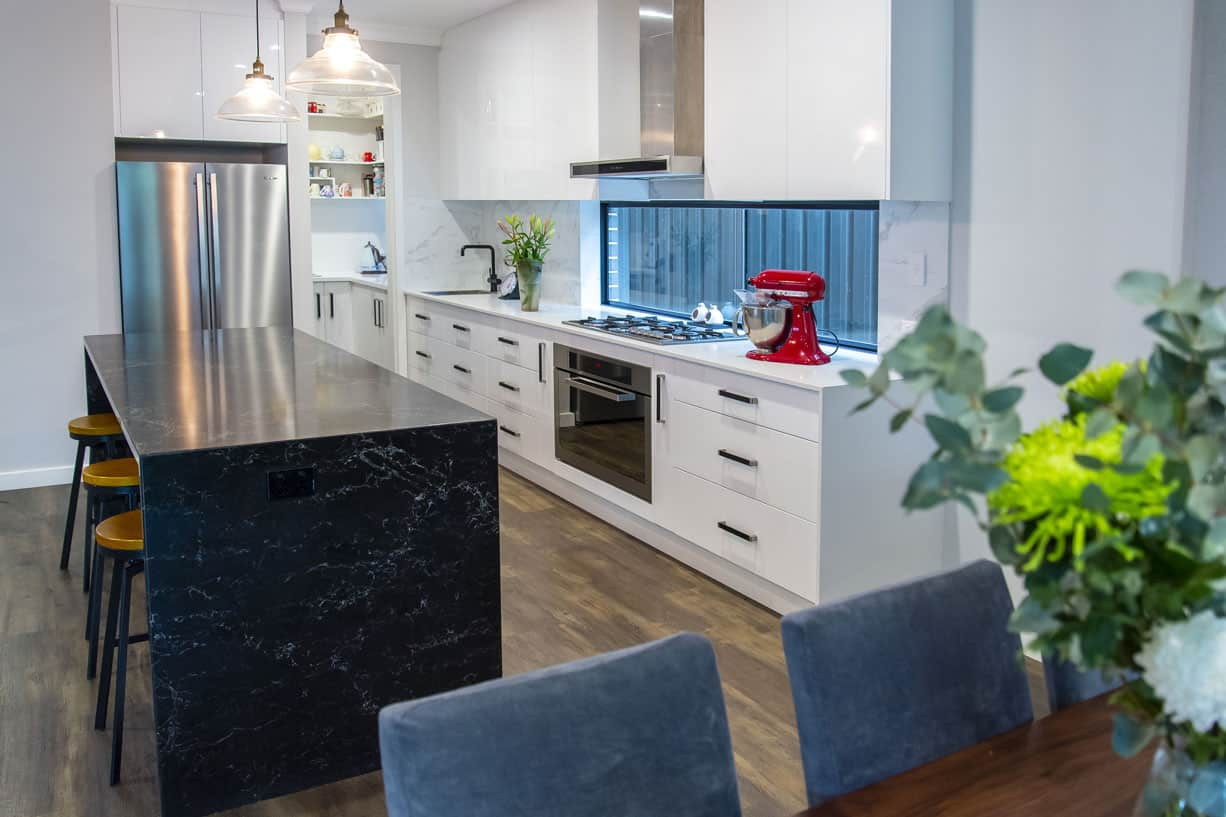 kitchen renovation in St Clair